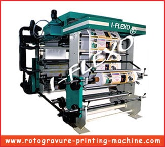 Ci Flexo Printing Machine Amp Rotogravure Printing Machine